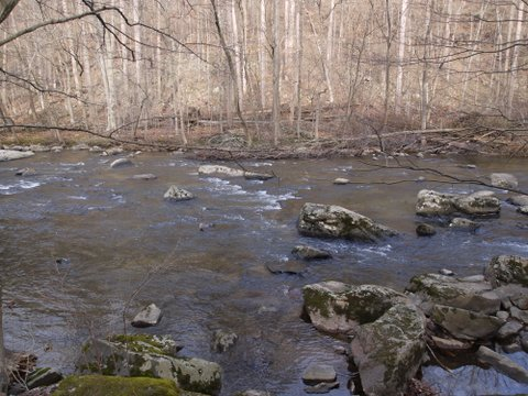 Raritan River, Ken Lockwood Gorge, Hunterdon County, NJ