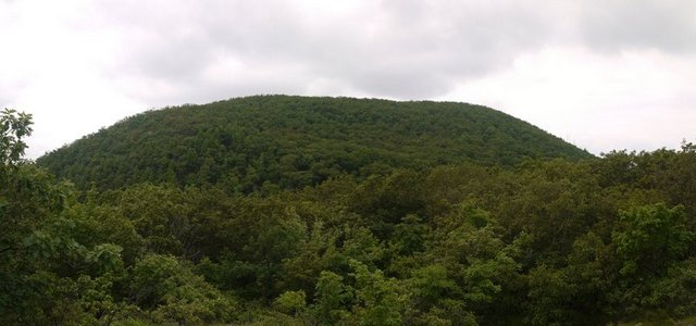 Scenic view from Fishkill Ridge Trail