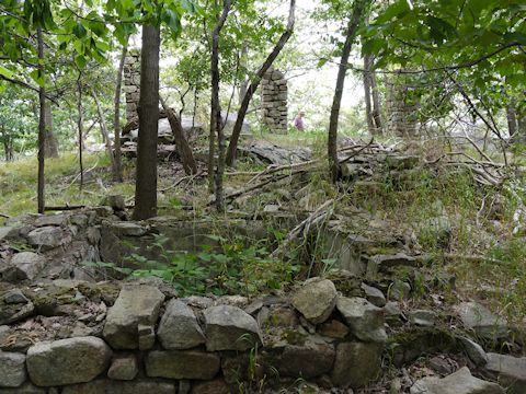 Spy House Ruins, Storm King State Park, NY